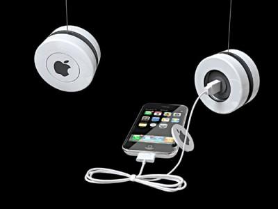 iyo 1 400x300 IYO YOYO  iPhone mit YOYO aufladen