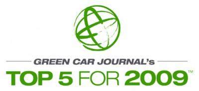 green car of the year 2009 400x184 Green Car of the Year 2009  Autos aus Deutschland vorne mit dabei