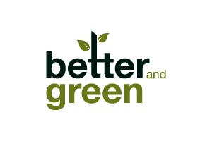 logo4 betterandgreen  Logo Entwürfe  Die Entscheidung