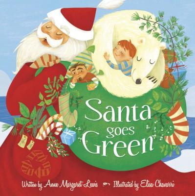 santa goes green1 399x400 Santa Goes Green  Der Weihnachtsmann wird grün