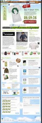 betterandgreen 136x400 betterandgreen  Design Konzept für die Internetseite steht